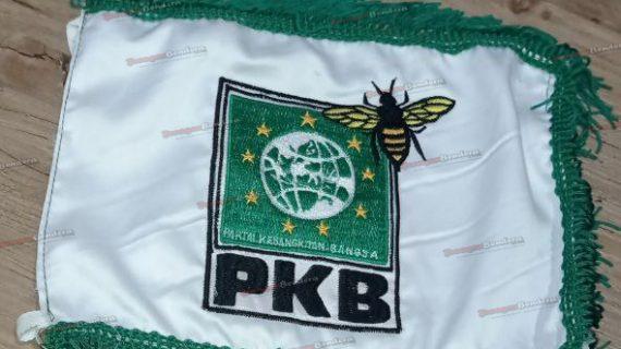 bendera-bordir-pataka-partai-pkb