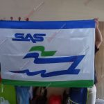 Cetak Bendera PT. SAS